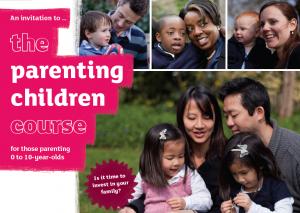 parenting-course-2012